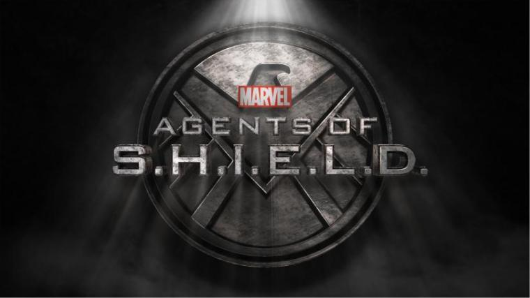 The Agents of SHIELD logo.