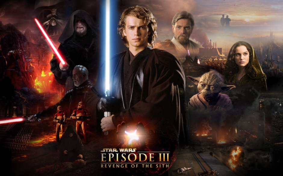 Star Wars Retrospective Part 3 Episode Iii Revenge Of The Sith World S Best Media