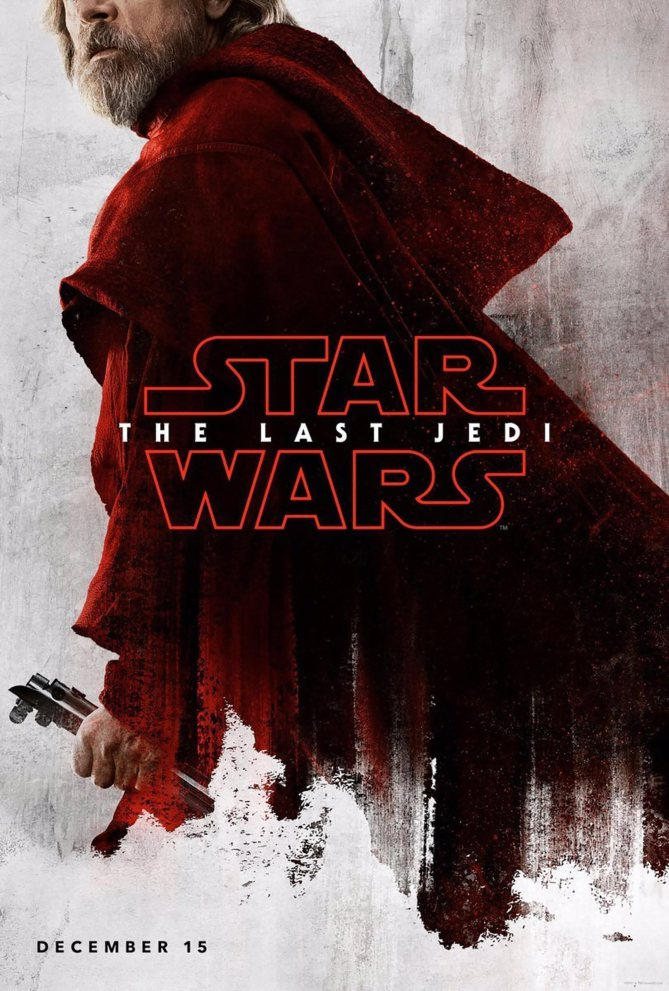 The Last Jedi Poster CR: Disney