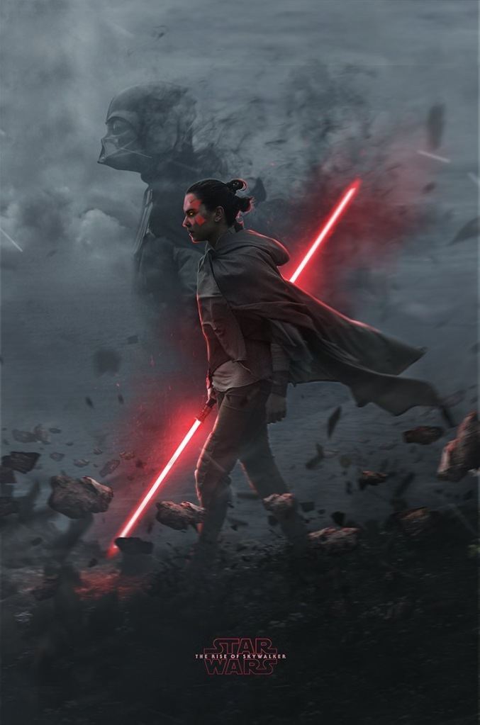Star Wars Episode Ix The Rise Of Skywalker Poster New Trailer More Star Wars News World S Best Media